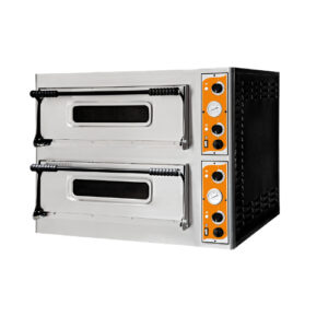 Pizzaofen Deluxe – 2 Kammern