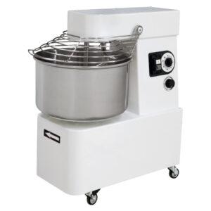 Teigmaschine- stufenlos – Kesselvolumen: 60 Liter / 48 kg Teig