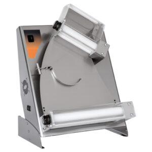 Teigausroller – 2 Rollen – Pizzadurchmesser: 26-40 cm – Teiggewicht: 210-700 gr