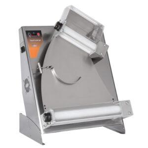 Teigausroller Touch & Go – 2 Rollen – Pizzadurchmesser: 26-40 cm – Teiggewicht: 210-700 gr